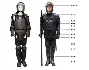 防暴盔甲服(防暴服)