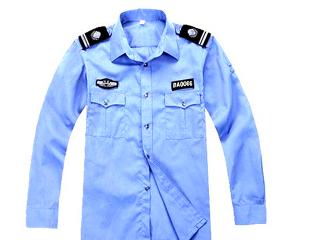 军干呢长袖衬衣(POLICE)