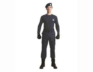 99式特警长袖T恤