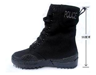 特警高帮作训鞋