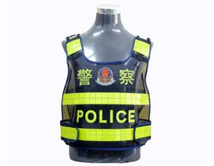 09款警察反光背心