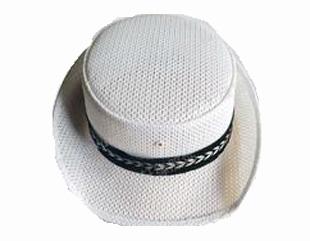 夏季女帽(白色)