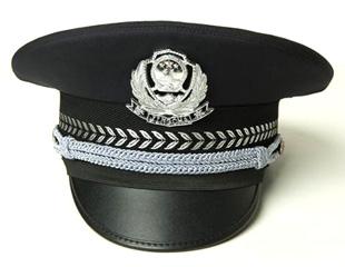 春秋大檐帽(黑色)