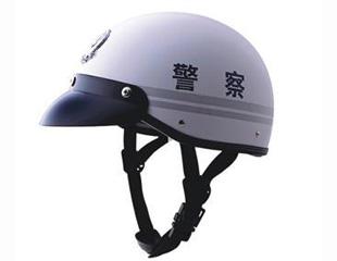 交警夏摩托车头盔