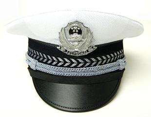 夏季大檐帽(白色)