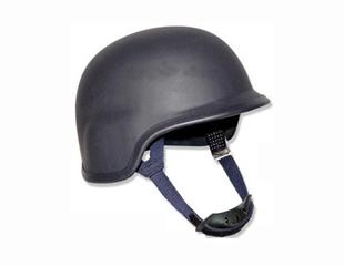二级硬质防弹头盔