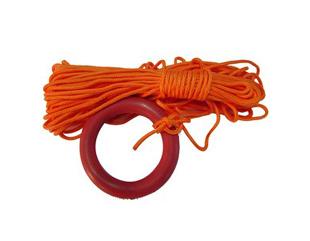 救生浮绳浮环