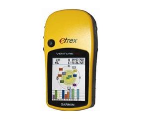 手持GPS定位仪(Venture HC)