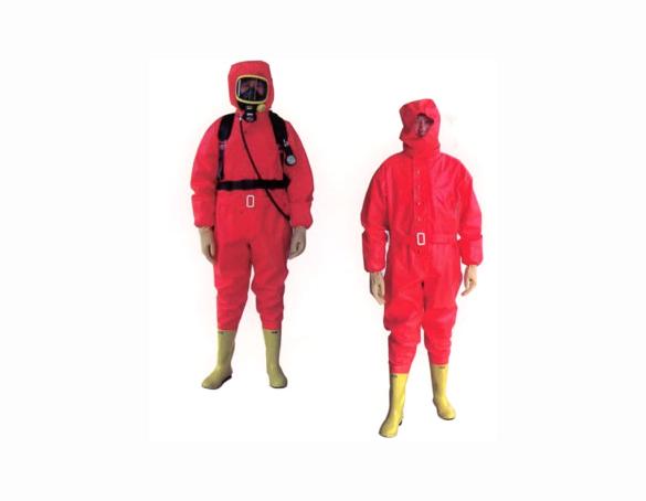 轻型阻燃防化服