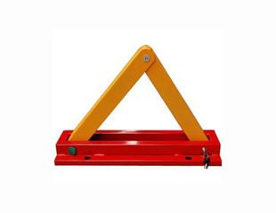 三角车位锁