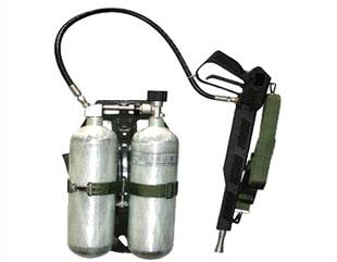 背负式防暴催泪驱散器