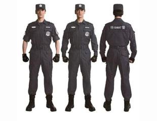 99式特警冬作战服