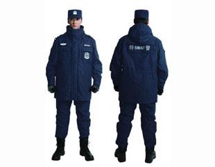 99式特警冬棉服