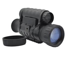 便携式高清红外远距侦测拍摄系统
