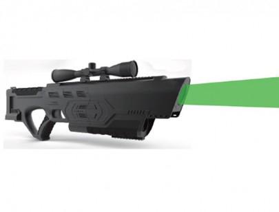 激光眩目枪
