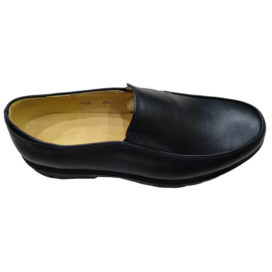 制式男皮鞋